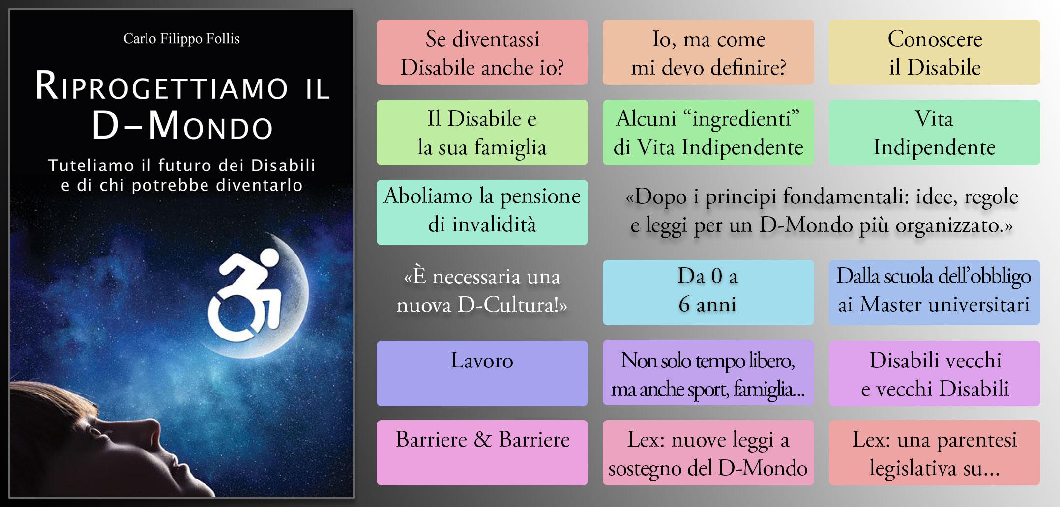 """Carlo Filippo Follis propone una sintesi del suo libro """"Riprogettiamo il D-Mondo"""""""