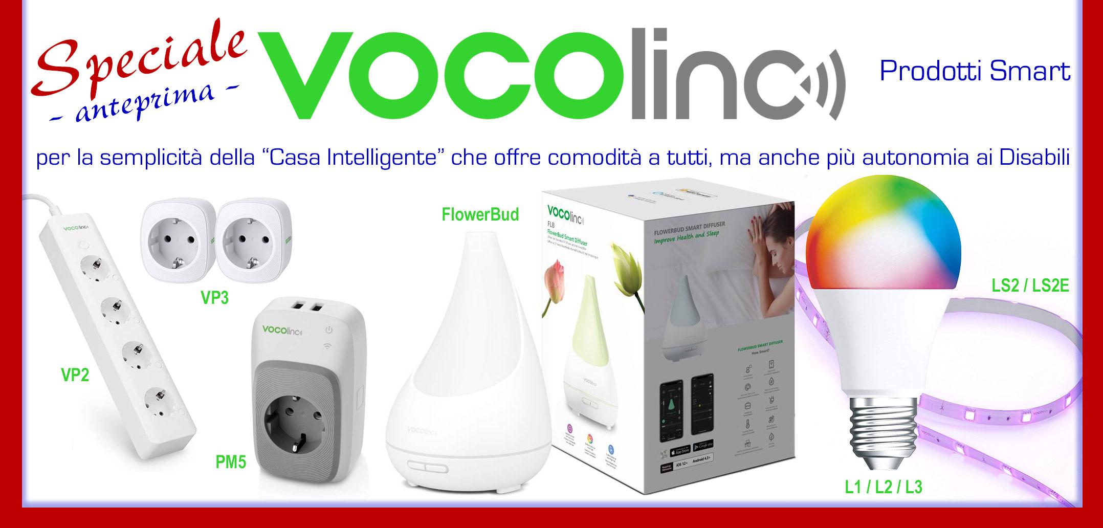 """Tecnologia Amica / Speciale VOCOlinc / Anteprima sulla """"domotica poliglotta"""""""